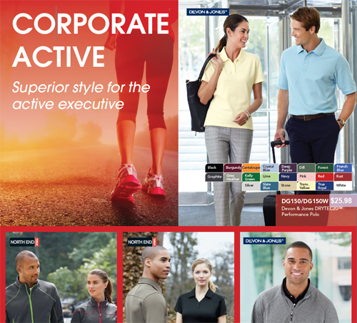 Corporate active. North End and Devon